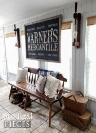 Stunning Farmhouse Style For Home Decor Ideas 30