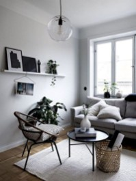 Stunning Small Living Room Design For Small Space 25