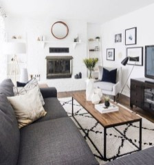 Stunning Small Living Room Design For Small Space 35