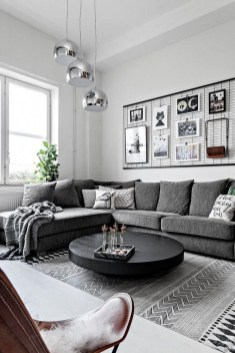 Stunning Small Living Room Design For Small Space 45