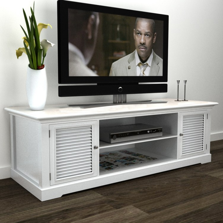 Amazing Wooden TV Stand Ideas You Can Build In A Weekend 31