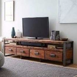 Amazing Wooden TV Stand Ideas You Can Build In A Weekend 36