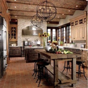 Awesome Kitchen Design Ideas To Cooking In Summer 07