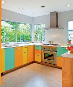 Awesome Kitchen Design Ideas To Cooking In Summer 16