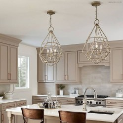 Awesome Kitchen Design Ideas To Cooking In Summer 29