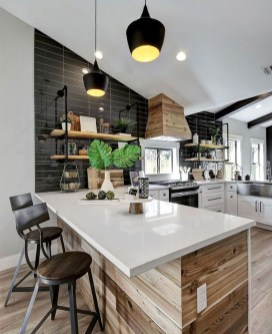Awesome Kitchen Design Ideas To Cooking In Summer 43