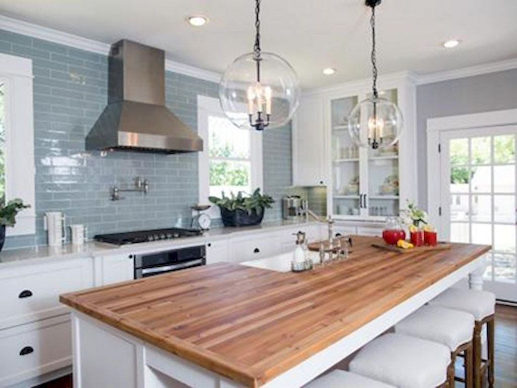 Awesome Kitchen Design Ideas To Cooking In Summer 50