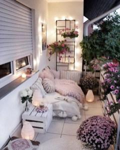 Best Ideas To Change Your Balcony Decor Into A Romantic Design 05