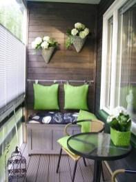 Best Ideas To Change Your Balcony Decor Into A Romantic Design 30