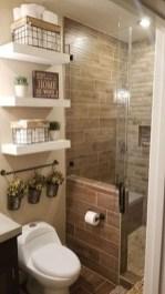 Brilliant Bathroom Design Ideas For Small Space 30