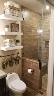 Brilliant Bathroom Design Ideas For Small Space 41