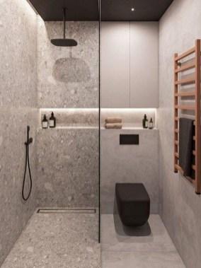 Brilliant Bathroom Design Ideas For Small Space 51