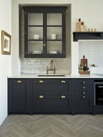 Cool Blue Kitchens Ideas For Inspiration 46