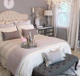 Cute Shabby Chic Bedroom Design Ideas For Your Daughter 42