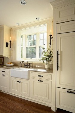 Fantastic Farmhouse Kitchen Cabinets Ideas For Home 17