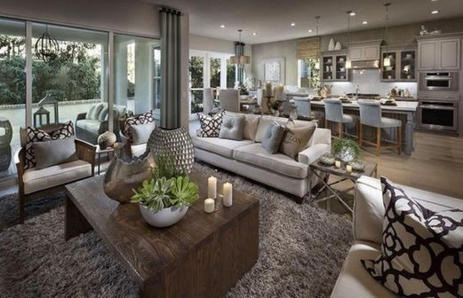 Favorite Modern Open Living Room Design Ideas 21