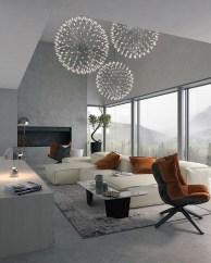 Favorite Modern Open Living Room Design Ideas 38
