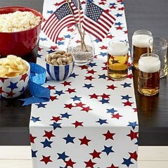 Inexpensive 4th Of July Decoration Ideas In The Dining Room 19