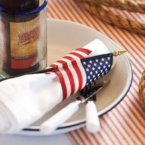 Inexpensive 4th Of July Decoration Ideas In The Dining Room 36