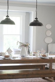 Inexpensive 4th Of July Decoration Ideas In The Dining Room 47