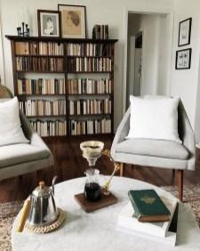 Inspiring Reading Room Decoration Ideas To Make You Cozy 39