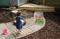 Marvelous Garden Design Ideas For Kids 11