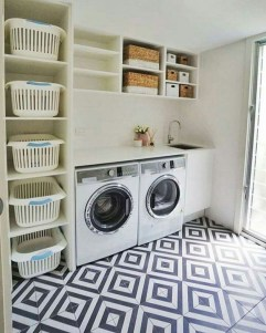 Minimalist And Small Laundry Room Ideas For Small Space 01