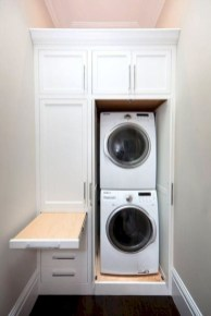 Minimalist And Small Laundry Room Ideas For Small Space 12