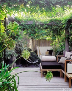 Stunning Balcony Decoration Ideas With Seating Areas 38