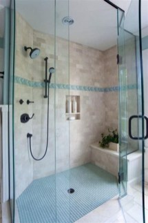 Stylish Coastal Bathroom Remodel Design Ideas 07