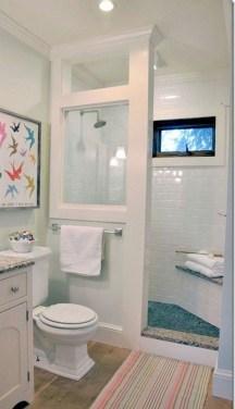 Stylish Coastal Bathroom Remodel Design Ideas 16