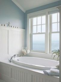 Stylish Coastal Bathroom Remodel Design Ideas 21