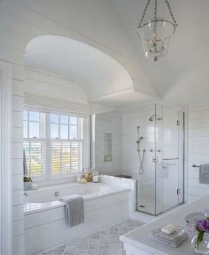 Stylish Coastal Bathroom Remodel Design Ideas 24