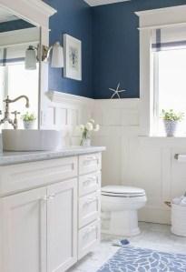 Stylish Coastal Bathroom Remodel Design Ideas 32