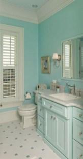 Stylish Coastal Bathroom Remodel Design Ideas 38
