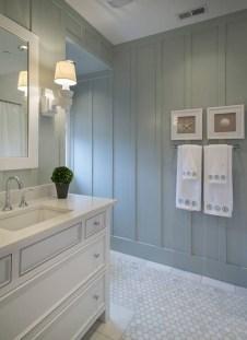 Stylish Coastal Bathroom Remodel Design Ideas 39