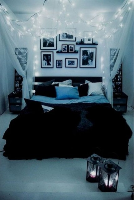 Trendy Decoration Ideas For Teenage Bedroom Design 19