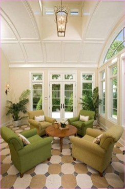 Unordinary Sunroom Design Ideas For Interior Home 09