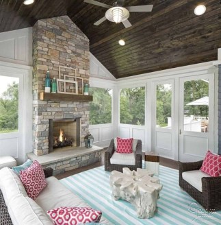 Unordinary Sunroom Design Ideas For Interior Home 17