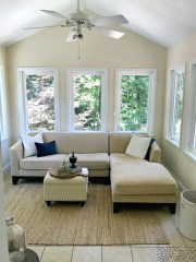 Unordinary Sunroom Design Ideas For Interior Home 50