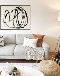 Amazing Wall Art Design Ideas For Living Room 11