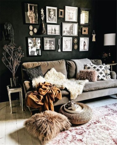 Amazing Wall Art Design Ideas For Living Room 24