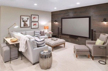 Best Small Movie Room Design For Your Happiness Family 10