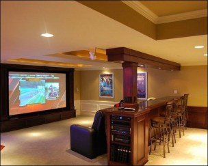 Best Small Movie Room Design For Your Happiness Family 33