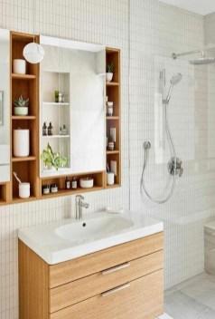 Brilliant Bathroom Storage Ideas For Your Bathroom Design 06