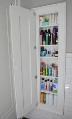 Brilliant Bathroom Storage Ideas For Your Bathroom Design 26