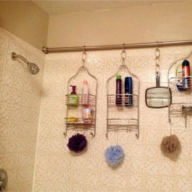 Brilliant Bathroom Storage Ideas For Your Bathroom Design 52