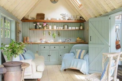Classy Summer House Ideas For Home Interior 07
