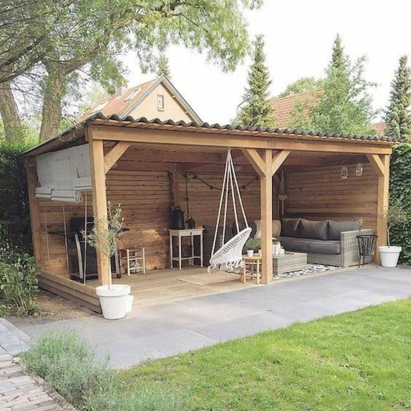 Classy Summer House Ideas For Home Interior 13