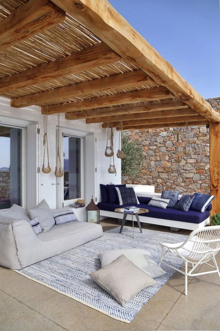 Classy Summer House Ideas For Home Interior 15